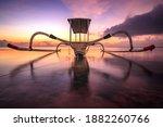 Sanur Bali. Beach Photo On The...