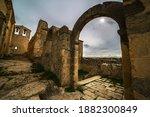 Christian Hermitage Ruins....