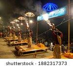 Varanasi  Uttar Pardesh  India...