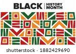 black history month. african...   Shutterstock .eps vector #1882429690