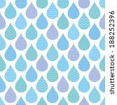 seamless pattern with... | Shutterstock .eps vector #188252396