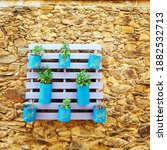 Planter For Plants Made With...
