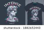graphic t shirt design ... | Shutterstock .eps vector #1882652443