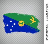 flag of christmas island from...