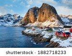 Hamnoy   Lofoten  Norway....