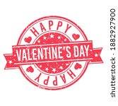 valentine's day love quality... | Shutterstock .eps vector #1882927900
