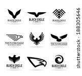eagles  13    Shutterstock .eps vector #188305646
