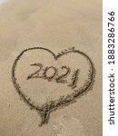 2021 Love And Heart Shape...
