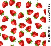 Strawberry Pattern Strawberry...