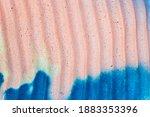 terracotta texture pattern wall ... | Shutterstock . vector #1883353396