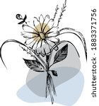 Floral Vector Isolated...