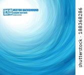 abstract vector background | Shutterstock .eps vector #188368286