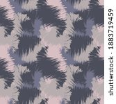 pink brush stroke camouflage...   Shutterstock .eps vector #1883719459