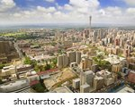 Beautiful Johannesburg Skyline