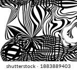 geometric background. vector... | Shutterstock .eps vector #1883889403