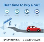 car finance service yearly...   Shutterstock .eps vector #1883989606