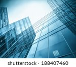 panoramic and perspective wide... | Shutterstock . vector #188407460