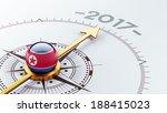 north korea high resolution... | Shutterstock . vector #188415023