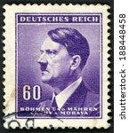 germany   circa 1942  post... | Shutterstock . vector #188448458