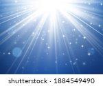 glow light effect. star burst...   Shutterstock .eps vector #1884549490