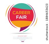 Creative  Career Fair  Text...