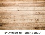 wood plank brown texture... | Shutterstock . vector #188481830