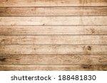 wood plank brown texture... | Shutterstock . vector #188481830