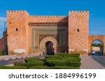 Bab El Khemis Gate In Meknes ...
