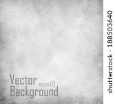grey background vector | Shutterstock .eps vector #188503640