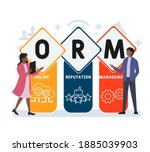 flat design with people. orm  ...   Shutterstock .eps vector #1885039903