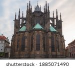 The Backside Of St. Vitus...