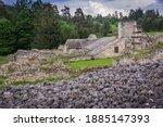 Carthusian Monastery Ruins In...