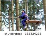 happy child  healthy teenager... | Shutterstock . vector #188524238