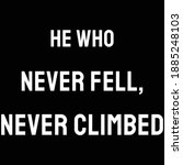 inspiring quote that improve...   Shutterstock .eps vector #1885248103