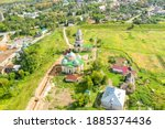 Aerial View Of The Staritsa...