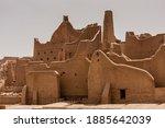 The Historic Diriyah Fort ...