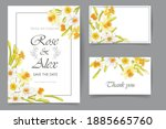 A Set Of Invitations And...