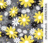 cute abstract seamless pattern... | Shutterstock .eps vector #1885825366