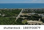 Aerial Images From A Drone Of...