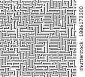 circuit board texture. abstract ...   Shutterstock .eps vector #1886173300