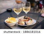 Venetian Cicchetti Snacks And...