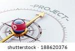 north korea high resolution... | Shutterstock . vector #188620376