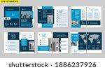 brochure creative design.... | Shutterstock .eps vector #1886237926