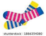 Pair Socks With Different Lines ...