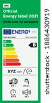 energy performance diagnosis or ...   Shutterstock .eps vector #1886430919