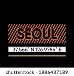 vector graphic of lettering...   Shutterstock .eps vector #1886437189