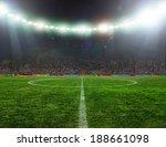 on the stadium. abstract... | Shutterstock . vector #188661098