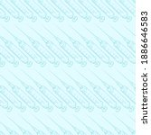 syringes seamless pattern.... | Shutterstock .eps vector #1886646583