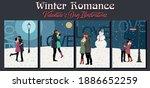 Winter Romance Valentine's Day...