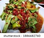 Spicy Long Green Bean Salad....